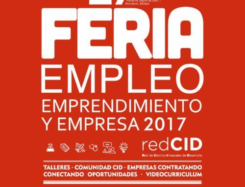 FERIA DE EMPLEO EMPRENDIMIENTO Y EMPRESA 2017