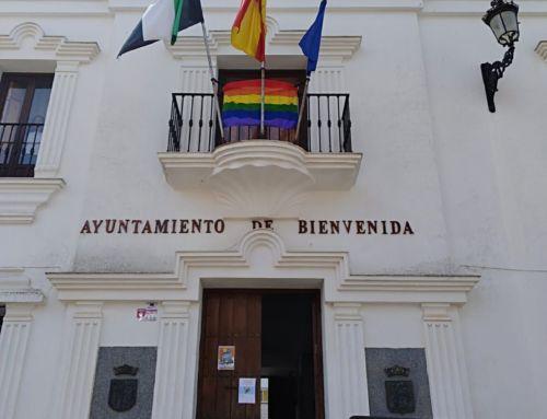 EL AYUNTAMIENTO DE BIENVENIDA  CON EL DÍA INTERNACIONAL DEL ORGULLO LGTBI.
