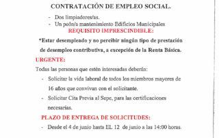 Informa Empleo Social