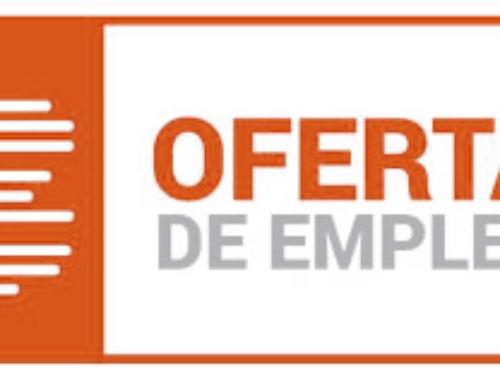 Oferta de Empleo Feria de Zafra 2018
