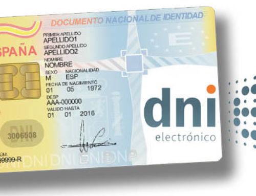 RENOVACIÓN DE LOS DOCUMENTOS NACIONALES DE IDENTIDAD