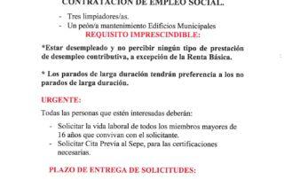 EMPLEO SOCIAL