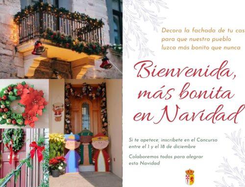 """Concurso: """"Bienvenida más bonita en Navidad"""""""